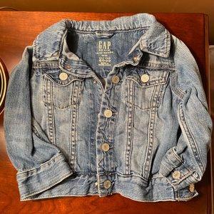 Girls Gap Denim Jacket
